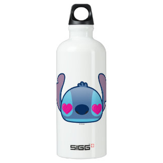 Stitch Emoji Water Bottle