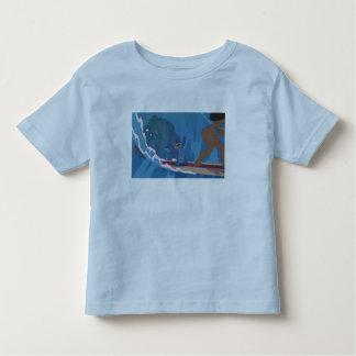 Stitch Surfing Scene T Shirt