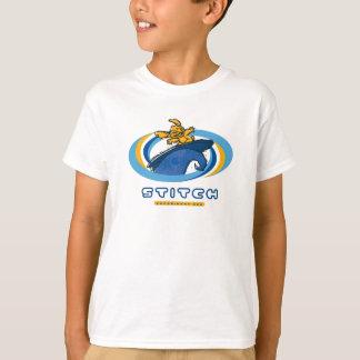 Stitch Surfing Tshirt
