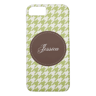 Stitched Houndstooth iPhone 7 Case