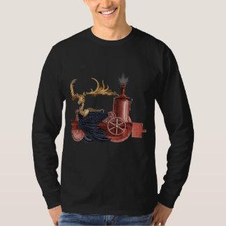 Stitchpunk Caribou t-shirt - dark