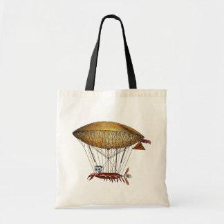 Stitchpunk Crab tote