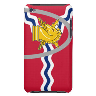 STL PSYOP iPod TOUCH COVER
