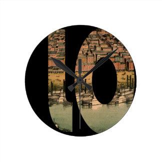 stlouis1859 round clock