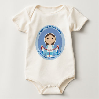 StMary's Catholic Primary PTA Baby Bodysuit