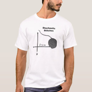 Stochastic Stitches T-Shirt
