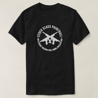 STOCK CLASS PAINTBALL T-Shirt