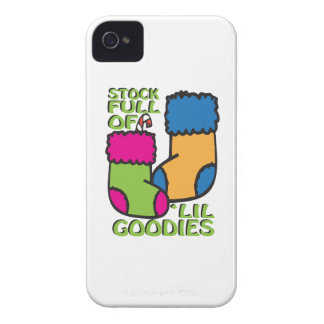 Stock Full Of Lil Goodies iPhone 4 Covers