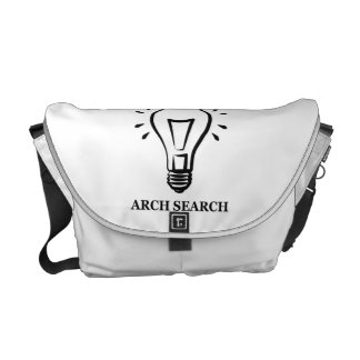 Stock market Arch average Search Courier Bags