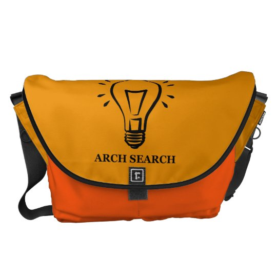 Stock market Arch great Search Commuter Bag