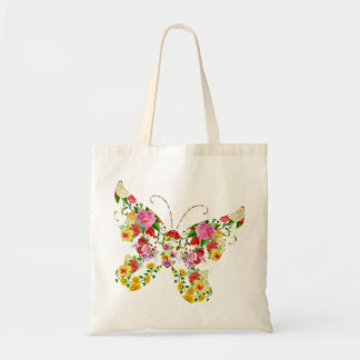 Stock market Blossoming Tote Bag