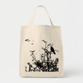 Stock market CROWS Tote Bag
