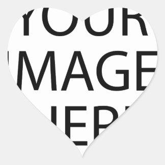 stock market heart sticker