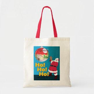 "Stock market ""Hohoho "" Budget Tote Bag"