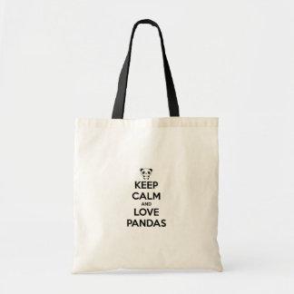 Stock market Keep Calm Panda