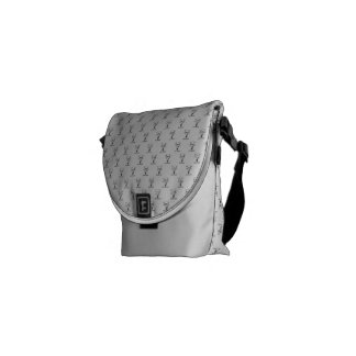 Stock market Mesh Arch small Search Commuter Bag