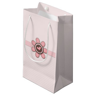 Stock market of Gift - FloralRosa Small Gift Bag