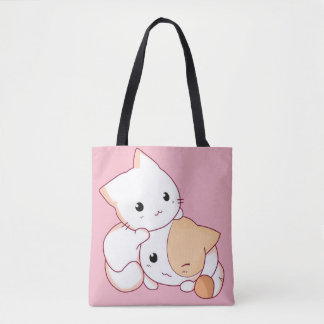 Stock market of Kittens You drink Tote Bag