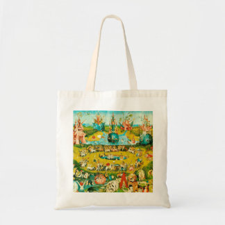 Stock market Prints Exclusive Aya the Garden of Tote Bag