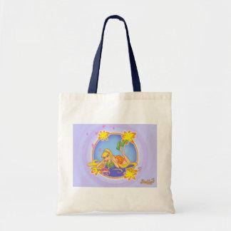 stock market stella tote bag