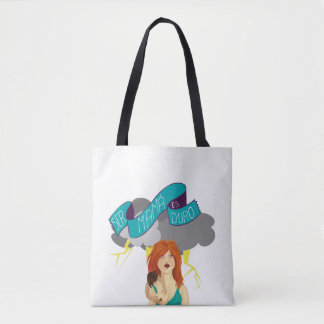 stock market sucks tote bag