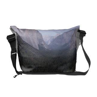 Stock market to messenger courier bag