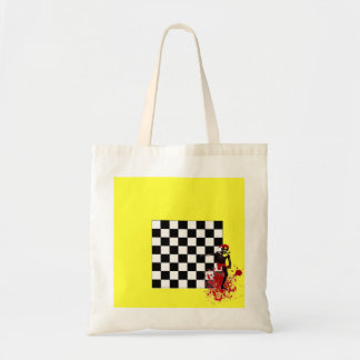 Stock market Trash Saci Budget Tote Bag