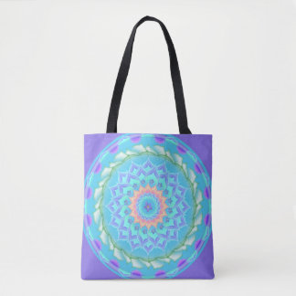 Stock market with sends it lilac tote bag