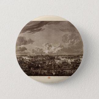 Stockholm 1805 2 inch round button