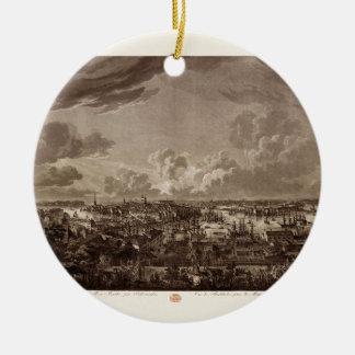 Stockholm 1805 ceramic ornament