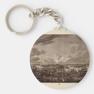 Stockholm 1805 keychain