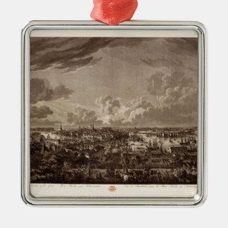 Stockholm 1805 metal ornament