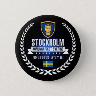 Stockholm 2 Inch Round Button
