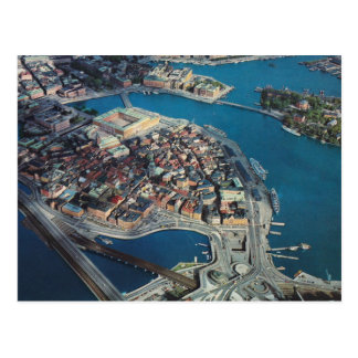 Stockholm # 2 - Postcard
