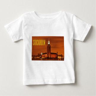 Stockholm City Hall, Sweden Baby T-Shirt