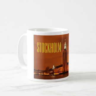 Stockholm City Hall, Sweden Coffee Mug