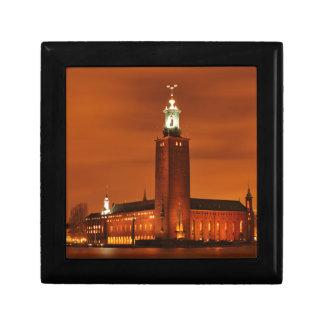 Stockholm City Hall, Sweden Gift Box