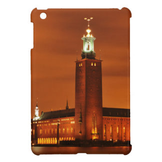 Stockholm City Hall, Sweden iPad Mini Covers