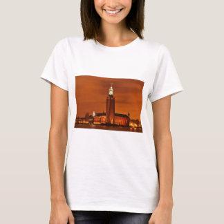 Stockholm City Hall, Sweden T-Shirt