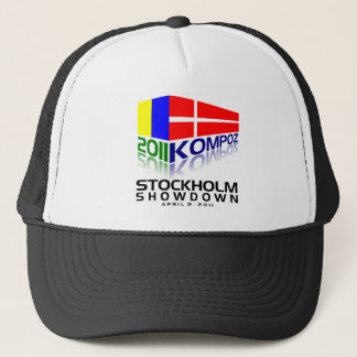 Stockholm Showdown 2011 Trucker Hat