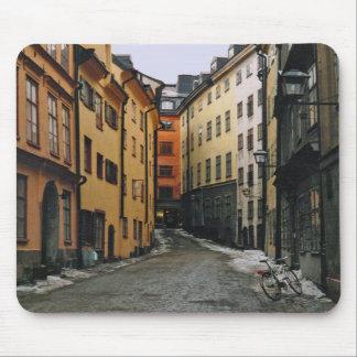 Stockholm Street Mousepad