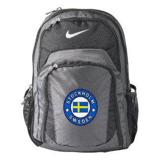 Stockholm Sweden Backpack