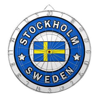 Stockholm Sweden Dartboard