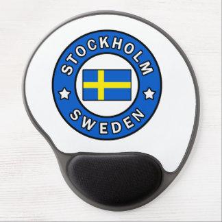 Stockholm Sweden Gel Mouse Pad