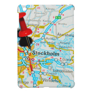 Stockholm, Sweden iPad Mini Case