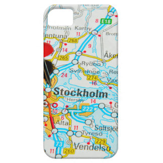 Stockholm, Sweden iPhone 5 Covers