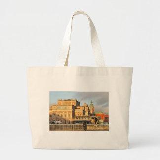 Stockholm, Sweden Large Tote Bag