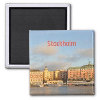 Stockholm, Sweden Magnet