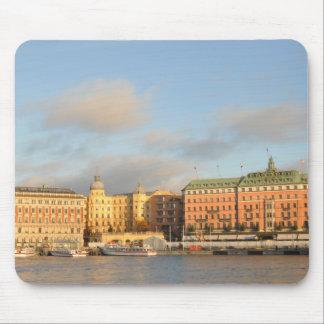 Stockholm, Sweden Mouse Pad