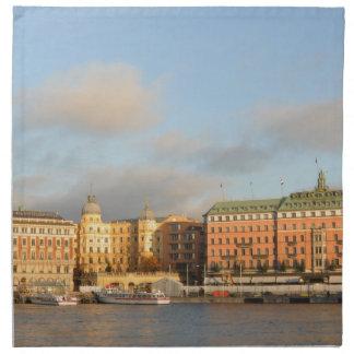 Stockholm, Sweden Napkin